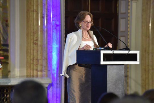 E.S. Dna. Isabel Rauscher - Ambasador Extraordinar şi Plenipotenţiar al Republicii Austria în România