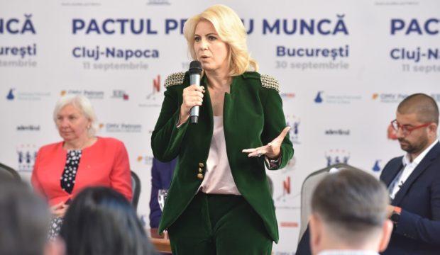 Cristina Chiriac, CONAF
