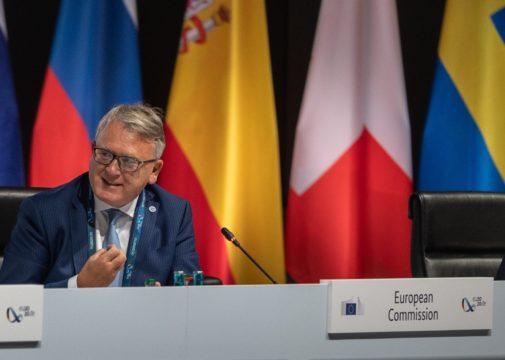 Nicolas SCHMIT, comisar european pentru locuri de muncă și drepturi sociale